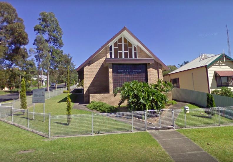 Newcastle Polish International Church